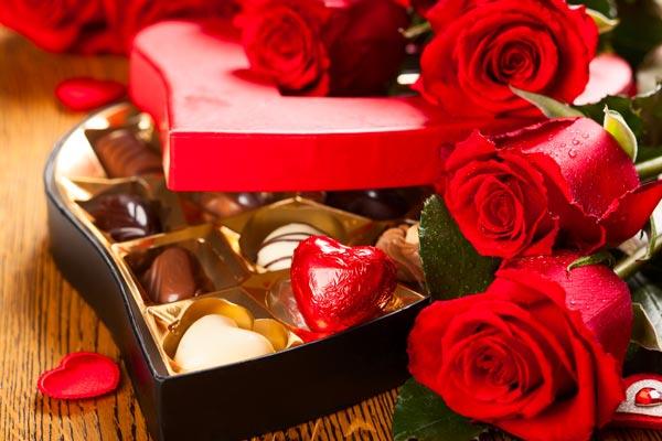 バレンタイン 簡単の写真