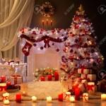 クリスマスディスプレイ!参考・真似したくなるアイテム!お家で素敵な手作りクリスマス飾り